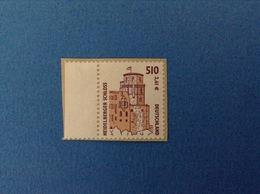 2001 HEIDELBERGER SCHLOSS 2,61 GERMANIA DEUTSCHLAND 510 FRANCOBOLLO USATO STAMP USED - [7] Repubblica Federale