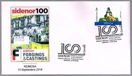 100 Años SIDENOR - FORGINGS AND CASTINGS. Reinosa, Cantabria, 2018 - Fábricas Y Industrias