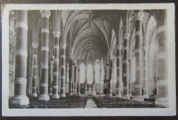 Nort Sur Erdre (Loire-Atlantique) - Intérieur De L'Eglise - Carte Postale Non-circulée - Nort Sur Erdre