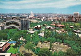 ROMA EUR - E.u.r. - Panorama - Scavi Archeologici - 1967 - Roma