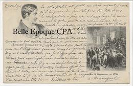 Histoire / Lucien BONAPARTE - 1799 - Le 18 Brumaire +++++ Vers Le Monastère De ZANGBERG, Allemagne, 1901 - Historical Famous People