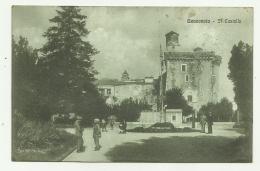 BENEVENTO - IL CASTELLO   VIAGGIATA FP - Benevento