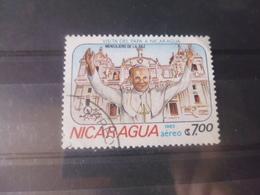 NICARAGUA TIMBRE POSTE  AERIENNE  YVERT N° 1014 - Nicaragua