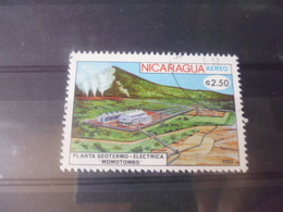 NICARAGUA TIMBRE POSTE  AERIENNE  YVERT N° 1020 - Nicaragua