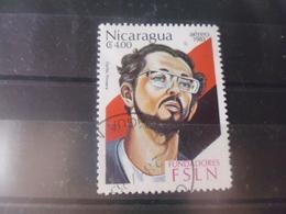 NICARAGUA TIMBRE POSTE  AERIENNE  YVERT N° 1029 - Nicaragua