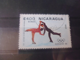 NICARAGUA TIMBRE POSTE  AERIENNE  YVERT N° 1030 - Nicaragua