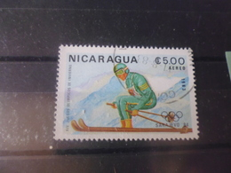 NICARAGUA TIMBRE POSTE  AERIENNE  YVERT N° 1031 - Nicaragua