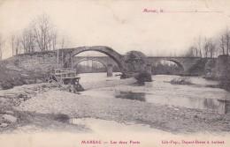 B21 - 63 - Marsac - Puy-de-Dôme - Les Deux Ponts - Dapzol-Berne - France