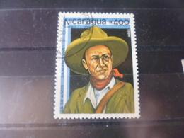 NICARAGUA TIMBRE POSTE  AERIENNE  YVERT N° 1055 - Nicaragua