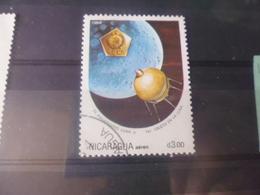 NICARAGUA TIMBRE POSTE  AERIENNE  YVERT N° 1059 - Nicaragua