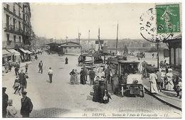 DIEPPE - Station De L'Auto De Varengeville - Dieppe