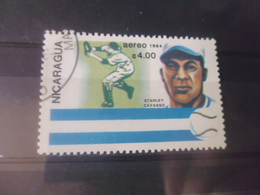 NICARAGUA TIMBRE POSTE  AERIENNE  YVERT N° 1078 - Nicaragua