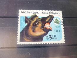 NICARAGUA TIMBRE POSTE  AERIENNE  YVERT N° 1080 - Nicaragua