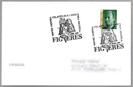 Exposicion Filatelica SALVADOR DALI. Figueres 1997 - Arts
