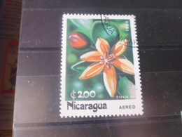 NICARAGUA TIMBRE POSTE  AERIENNE  YVERT N° 1090 - Nicaragua