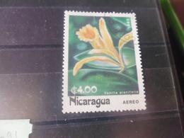 NICARAGUA TIMBRE POSTE  AERIENNE  YVERT N° 1091 - Nicaragua