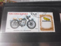 NICARAGUA TIMBRE POSTE  AERIENNE  YVERT N° 1094 - Nicaragua