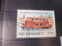 NICARAGUA TIMBRE POSTE  AERIENNE  YVERT N° 1098 - Nicaragua