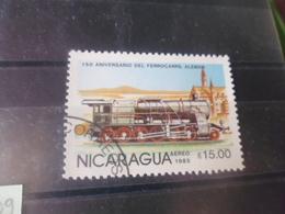 NICARAGUA TIMBRE POSTE  AERIENNE  YVERT N° 1099 - Nicaragua