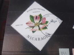NICARAGUA TIMBRE POSTE  AERIENNE  YVERT N° 1131 - Nicaragua