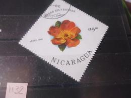 NICARAGUA TIMBRE POSTE  AERIENNE  YVERT N° 1132 - Nicaragua
