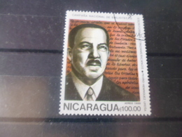 NICARAGUA TIMBRE POSTE  AERIENNE  YVERT N° 1138 - Nicaragua
