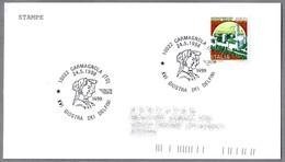 XVI GIOSTRA DEI DELFINI. Carmagnola, Torino, 1998 - Fiestas