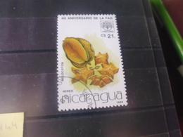 NICARAGUA TIMBRE POSTE  AERIENNE  YVERT N° 1144 - Nicaragua
