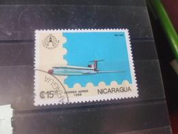NICARAGUA TIMBRE POSTE  AERIENNE  YVERT N° 1147 - Nicaragua