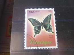 NICARAGUA TIMBRE POSTE  AERIENNE  YVERT N° 1165 - Nicaragua