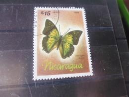 NICARAGUA TIMBRE POSTE  AERIENNE  YVERT N° 1166 - Nicaragua
