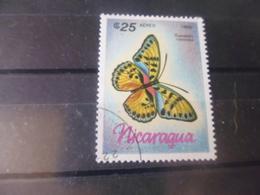 NICARAGUA TIMBRE POSTE  AERIENNE  YVERT N° 1168 - Nicaragua