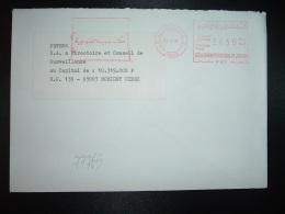 LETTRE EMA P 617 à 450 THE HASHMITE KINGDOM OF JORDANdu 23 12 95 AMMAN - Jordanie