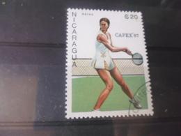NICARAGUA TIMBRE POSTE  AERIENNE  YVERT N° 1177 - Nicaragua