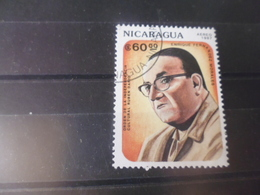NICARAGUA TIMBRE POSTE  AERIENNE  YVERT N° 1190 - Nicaragua