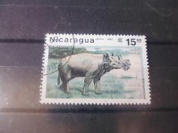 NICARAGUA TIMBRE POSTE  AERIENNE  YVERT N° 1191 - Nicaragua