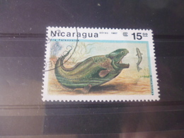 NICARAGUA TIMBRE POSTE  AERIENNE  YVERT N° 1192 - Nicaragua