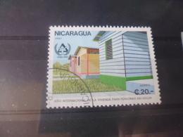 NICARAGUA TIMBRE POSTE  AERIENNE  YVERT N° 1202 - Nicaragua