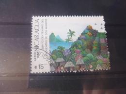 NICARAGUA TIMBRE POSTE  AERIENNE  YVERT N° 1209 - Nicaragua