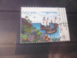 NICARAGUA TIMBRE POSTE  AERIENNE  YVERT N° 1210 - Nicaragua