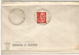 MATASELLOS BALNEARIO HERVIDEROS DE COFRENTES SPA THERMAL - 1931-Hoy: 2ª República - ... Juan Carlos I