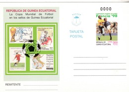 Guinea Ecuatorial Entero Postal Nº 5 - Equatorial Guinea