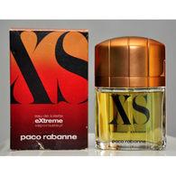 Paco Rabanne XS Extreme Eau De Toilette Edt 50ML 1.7 Fl. Oz. Spray Perfume Man Rare Vintage 2000 - Fragrances (new And Unused)