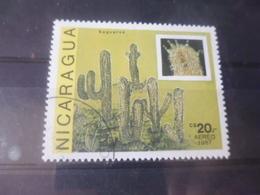 NICARAGUA TIMBRE POSTE  AERIENNE  YVERT N° 1221 - Nicaragua