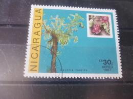 NICARAGUA TIMBRE POSTE  AERIENNE  YVERT N° 1222 - Nicaragua