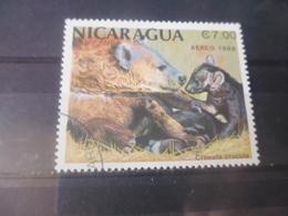 NICARAGUA TIMBRE POSTE  AERIENNE  YVERT N° 1232 - Nicaragua