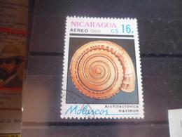 NICARAGUA TIMBRE POSTE  AERIENNE  YVERT N° 1241 - Nicaragua