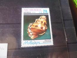 NICARAGUA TIMBRE POSTE  AERIENNE  YVERT N° 1244 - Nicaragua