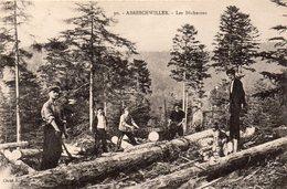 Dept 57 ABRESCHWILLER - Les Bûcherons - Other Municipalities