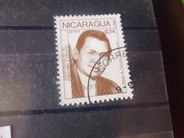 NICARAGUA TIMBRE POSTE  AERIENNE  YVERT N° 1249 - Nicaragua